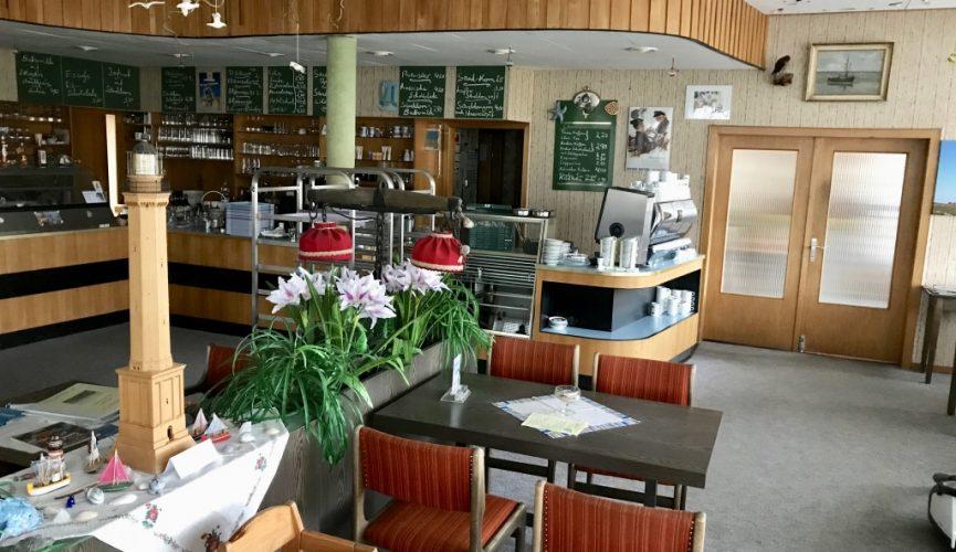 Leuchtturm-Rest. und Café innen